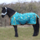 Gallop Dogs Print 100g Turnout Rug - gallop dogs print 100g turnout rug