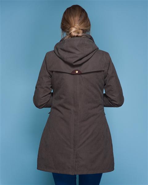 Jack Murphy Una Waterproof Jacket - SXUMS602GW Una Olive 702