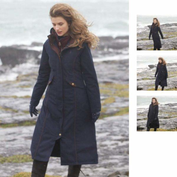 Jack Murphy Erin Long Waterproof Coat - erin long coat 2000x 1