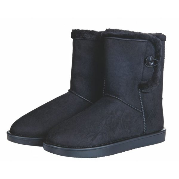 HKM Davos Fur Lined All Weather Boot - hkm davos fur lined all weather boot