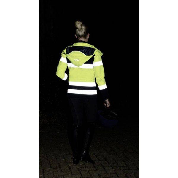 HKM Safety Riding Jacket - hkm safety jacket 02