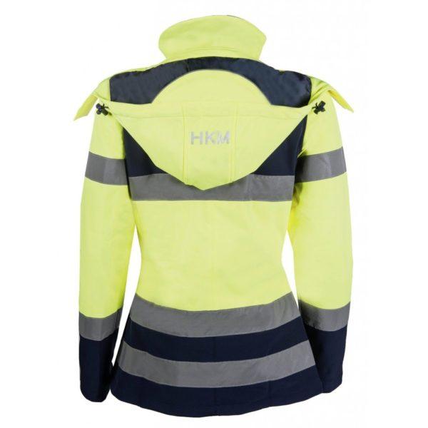 HKM Safety Riding Jacket - hkm safety jacket 03