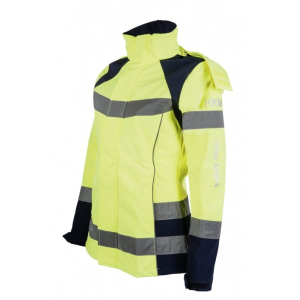 HKM Safety Riding Jacket - hkm safety jacket 04