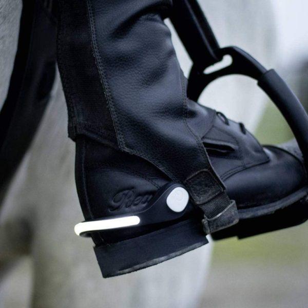 HKM Shoe Clip LED Light - hkm shoe clip light 3