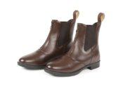 Bridleway Leather Zip Jodhpur Boots - bridleway leather zip jodhpur boots