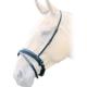 Lavello Padded Crank Flash Noseband - lavello padded crank flash noseband