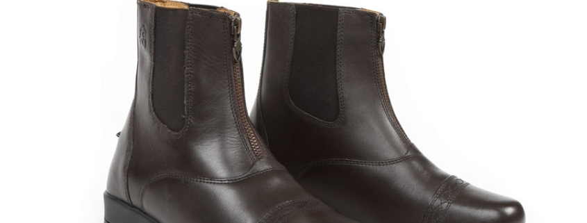 Moretta Rosetta Paddock Boots