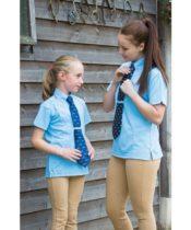 Short Sleeve Tie Shirt - Childrens - short sleeve tie shirt childrens