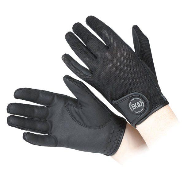 Windsor Riding Gloves - Child - v836 black 2 1