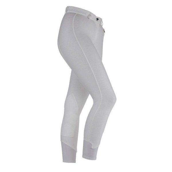 SaddleHugger Breeches - Ladies - 8714 white 3 1 1
