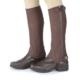 Moretta Amara Half Chaps - Childs - 9722c brown 4 1