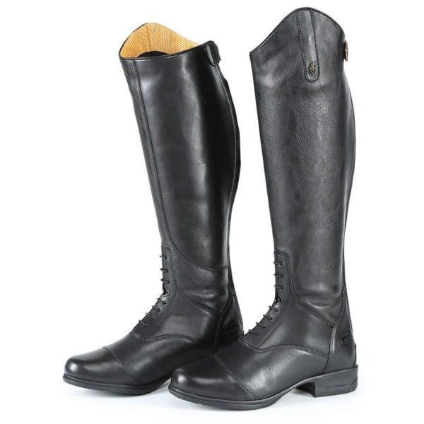 Moretta Gianna Riding Boots - 9956 8 3 black