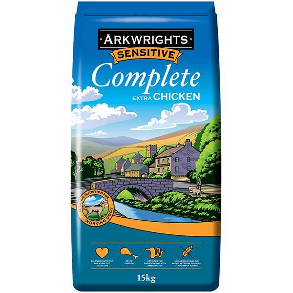 Arkwrights Sensitive Complete Extra Chicken - DXQB8K41L6 ARK SENSITIVE