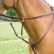 Bridleway Lavello Breastplate - bridleway lavello breastplate