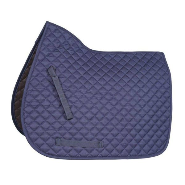 Bridleway Quick Dry Quilted Saddlecloth - bridleway quick dry quilted saddlecloth