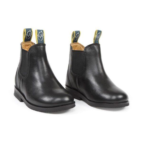 Moretta Fiora Jodhpur Boots - Childs - moretta fiora jodhpur boots childs