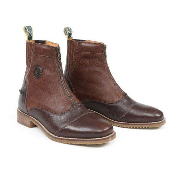 Moretta Viviana Zip Paddock Boots - Ladies - moretta viviana zip paddock boots ladies