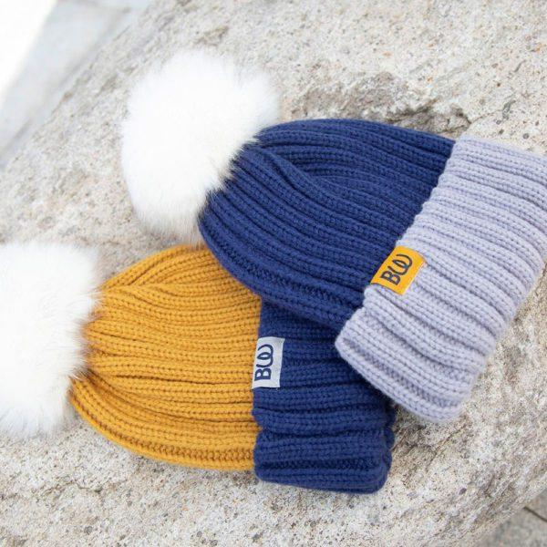 Bridleway Emma Pom Pom Hat - v824