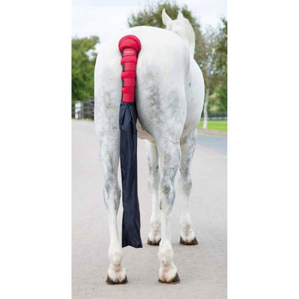 Arma Padded Tail Guard with Bag 1842 - 1842 RED