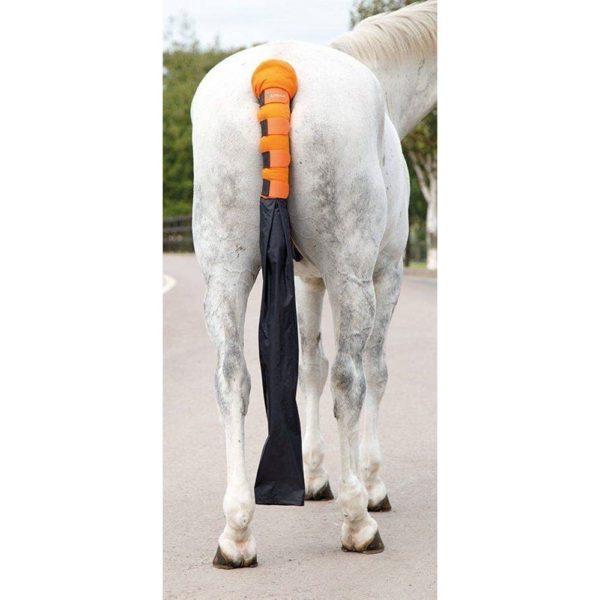 Arma Padded Tail Guard with Bag 1842 - 1842 orange 8 1 1