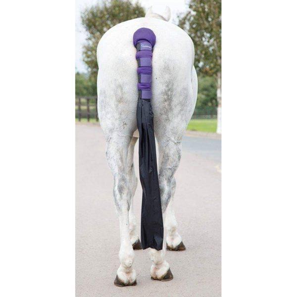 Arma Padded Tail Guard with Bag 1842 - 1842 purple 4 1 1