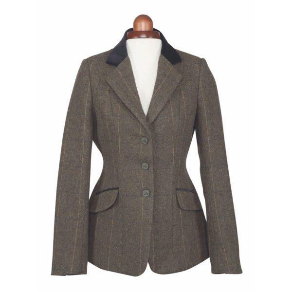 Aubrion Saratoga Jacket - Childs - 9786 grnchk