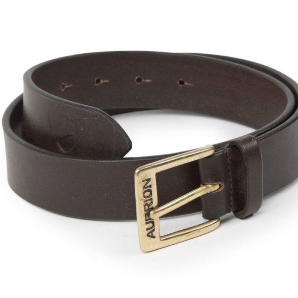 Aubrion 25mm Skinny Leather Belt - Adult - 9878 brown 1