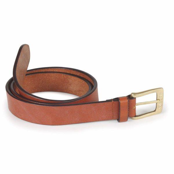 Aubrion 25mm Skinny Leather Belt - Adult - aubrion 25mm skinny leather belt adult