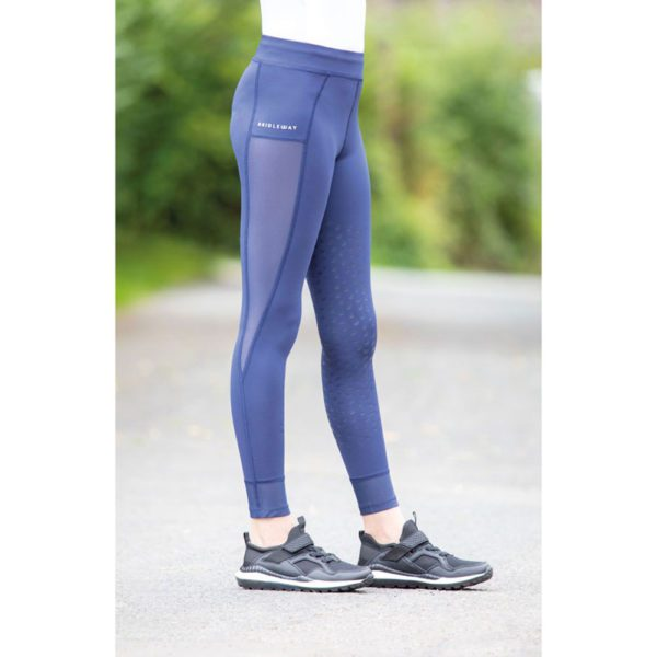 Paige Mesh Riding Tights - Child - paige mesh riding tights child