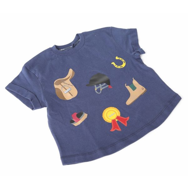 Tikaboo T-Shirt - Child - 8601 nvybl