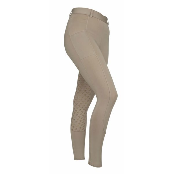 Aubrion Albany Riding Tights - Ladies - 9193 beige 4 1