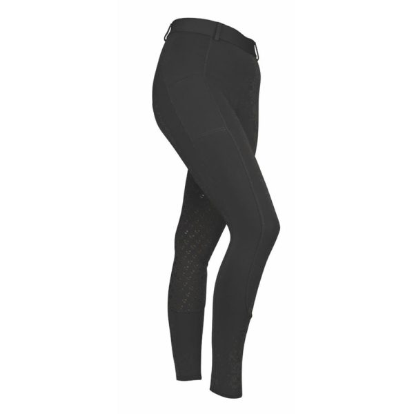Aubrion Albany Riding Tights - Ladies - 9193 black 1 1