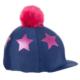 Glitter Star Hat Cover - glitter star hat cover