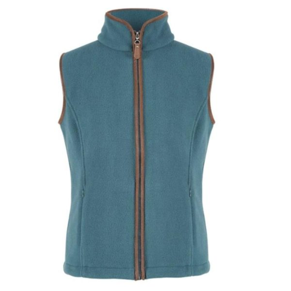Bridleway Keswick Gilet - Ladies - v609 bridleway ladies keswick fleece