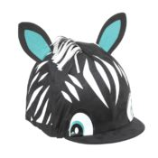 Zebra Hat Cover