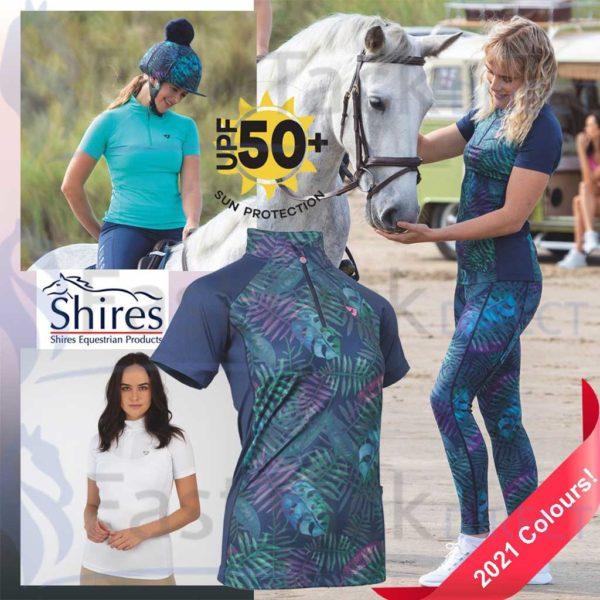 Aubrion Highgate Short Sleeve Base Layer - Ladies - 8163 ALL 2021 edited 2