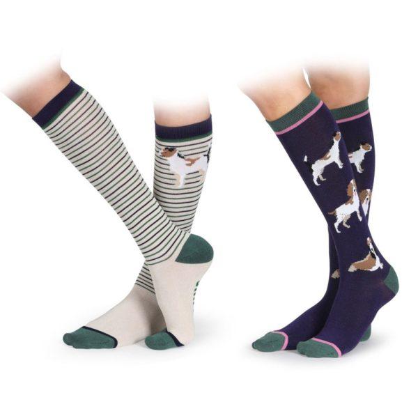 Bamboo Socks Dog