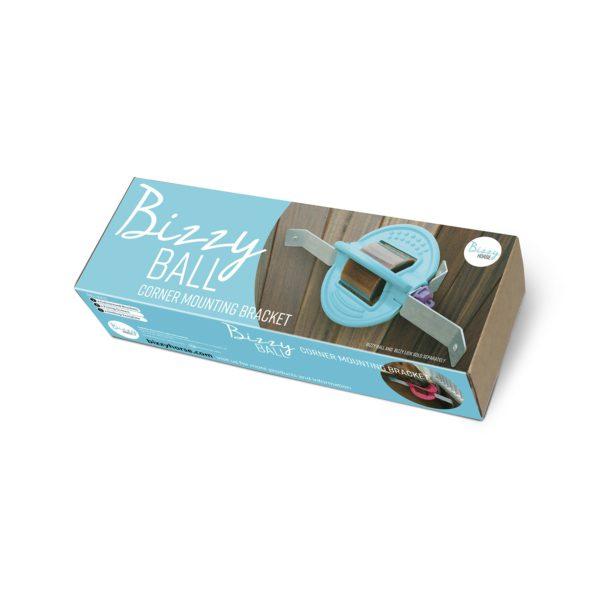 Bizzy Bites Corner Mounting Bracket - BBT0051