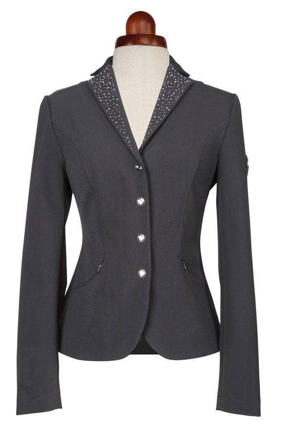 Aubrion Park Royal Show Jacket - Ladies - 8230 black 2 1 1