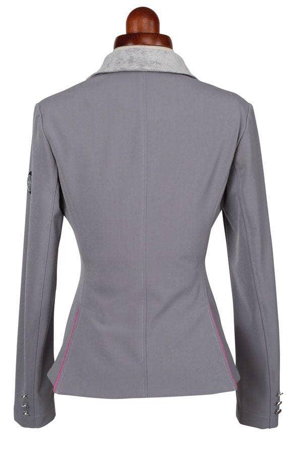 Aubrion Park Royal Show Jacket - Ladies - 8230 grey 1 1 1