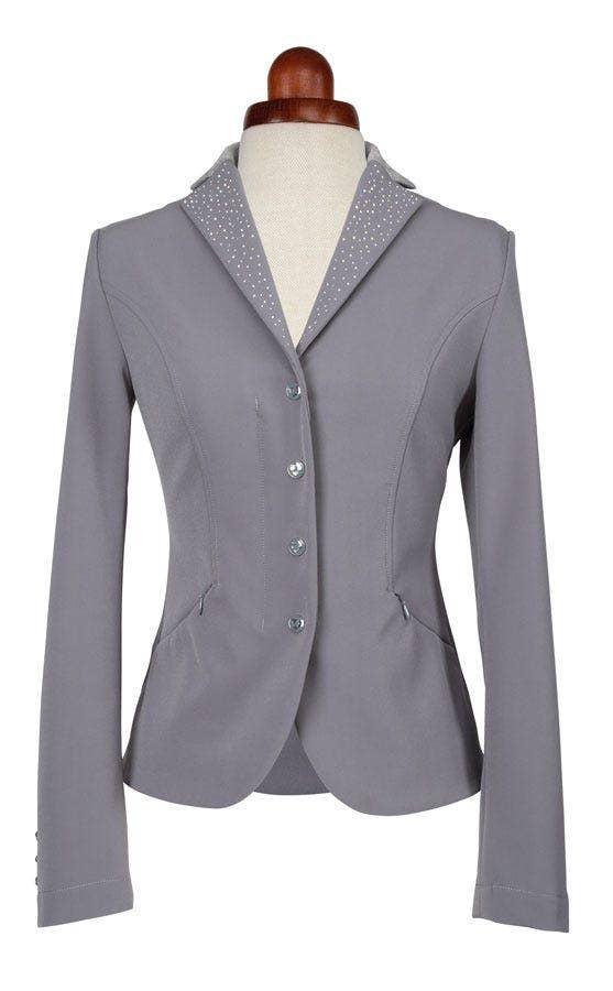 Aubrion Park Royal Show Jacket - Ladies - 8230 grey 2 2 1