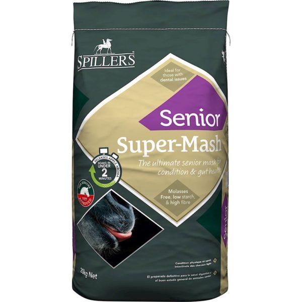 Senior Super-Mash - spillers super mash