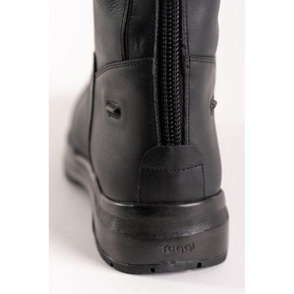 Toggi Calgary Pro - toggi calgary pro long leather boot black heel