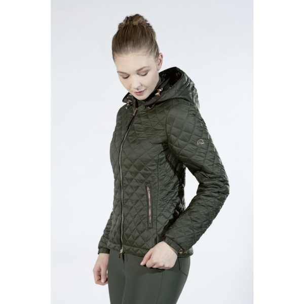 HKM Beagle Quilted Jacket - 12614 1