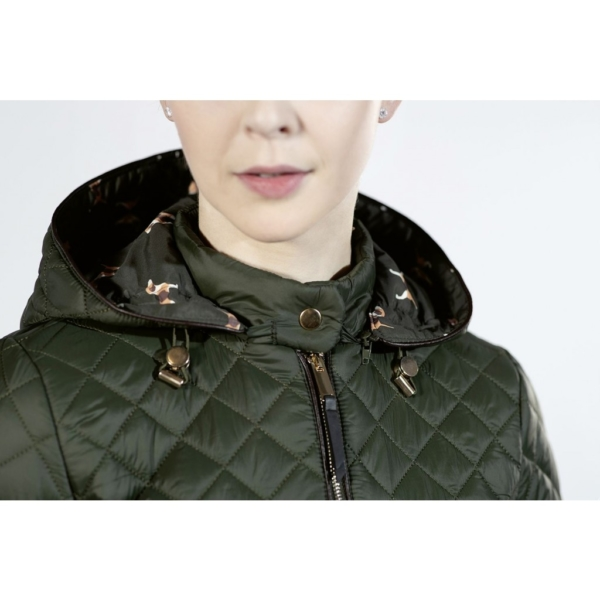 HKM Beagle Quilted Jacket - 12614 3