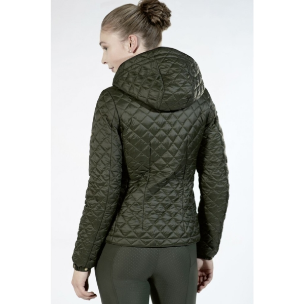 HKM Beagle Quilted Jacket - 12614 4