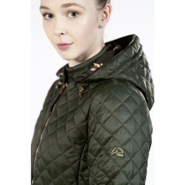 HKM Beagle Quilted Jacket - 12614 5