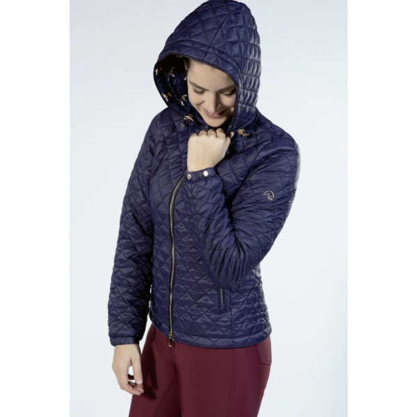 HKM Beagle Quilted Jacket - 12614 8
