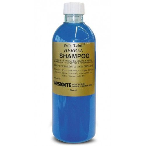 Gold Label Herbal Shampoo