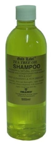 Gold Label Tea Tree Oil Shampoo